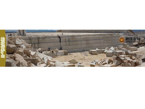 柏坡黃礦山1